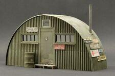 DioDump DD117 Nissen hut 1:35 scale - multimedia military diorama building