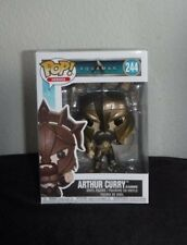 Funko Pop! Aquaman Arthur Curry as Gladiator # 244 New