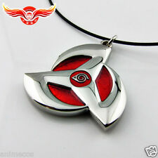 Naruto Hatake Kakashi Uchiha Obito Tobi Mangekyo Sharingan Necklace Pendant