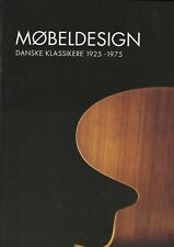 Danish Industrial Design 1925-1975 DANSK MOBELKUNST Jacobsen Wegner Henningsen