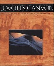 Coyote's Canyon by Terry Tempest Williams (2001, Paperback) Photos John Telford