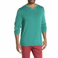 Tommy Bahama Mens Blue South Shore Abaco Sweater New XL