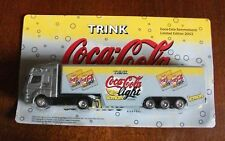 TRUCK - CAMIONCINO COCA COLA LIGHT LEMON - SCALA 1:87 LIMITED EDITION 2003