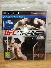 Ufc Personal Trainer   Playstation 3 PS3 Nuevo