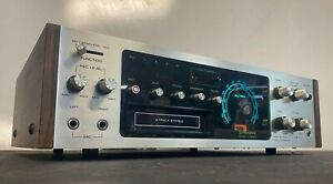 Vintage Pioneer H-R9000 Stereo Receiver With 8 Track Player. Pro Serviced!