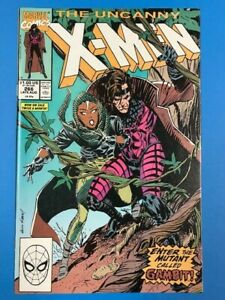 The Uncanny X-Men #266 (Aug 1990, Marvel) Gambit First Appearance- Mint