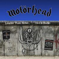 Motorhead - Louder Than Noise...Live in Berlin - CD/DVD - Pre Order 23rd April