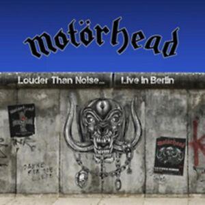 Motorhead - Louder Than Noise...Live in Berlin - CD/DVD - IN Stock