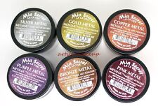 Mia Secret Acrylic Nail Powder 6 Color Metallic Collection