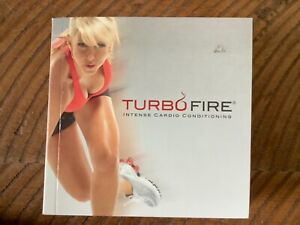 Turbo Fire DVD Intense Cardio Conditioning Set of 11 DVDs BEACHBODY