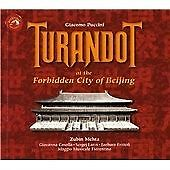 Puccini: Turandot -  Audio CD