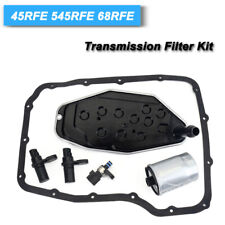 545RFE 45RFE 68RFE 1 Kit Transmission Filter Kit With Pan Gasket For DODGE JEEP
