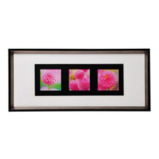 Unbranded Glass Floral & Garden Wall Hangings