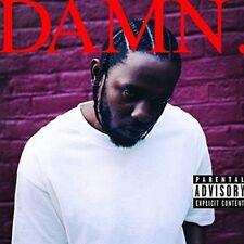 Damn Collectors Edition - Kendrick Lamar (2017, CD NEUF) Explicit Version