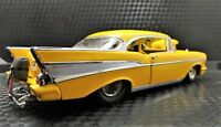 Hot Rod 57 Chevy Dragster Drag Race Car NHRA Chevrolet Built Model Sports 55