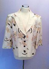 Women's Floral Jacket Petite Suits & Tailoring