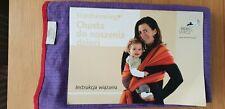 Chusta do noszenia dzieci Baby Wrap Sling Storchenwiege Made in Germany 3.2 long
