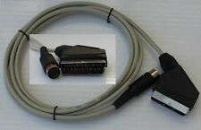 ATARI ST RGB SCART AUDIO-VIDEO KABEL  CABLE 1 Meter.
