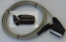 ATARI ST RGB SCART AUDIO-VIDEO KABEL CABLE 2 Meter.