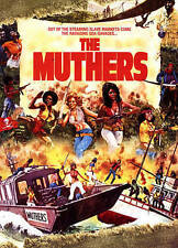 The Muthers (DVD, 2015) Previously Viewed