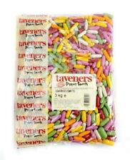 Taveners Retro Discount Sweets - Liquorice Comfits  Ideal for Wedding/Party Bag