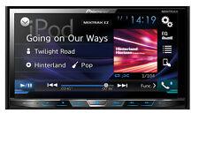 "Pioneer AVH-X4800BS Touchscreen 2-DIN 7"" Motorized DVD Receiver, Bluetooth, Siri"