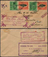 L774 Tonga tin can mail Australia Niuafoou Picola 1935