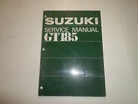 1976 Suzuki GT185 Service Repair Shop Manual FACTORY OEM BOOK 76 MINOR DAMAGE