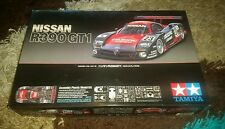 Tamiya 1/24 Nissan R390 GT1 Le Mans1997 Great Condition