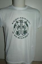 t-shirt- MAGLIETTA -MAGLIA BIANCONERA CON ZEBRA CALCIO WE ARE THE CHAMPIONS