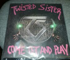 Twisted Sister Come out and Play Limited 180g Purple Colored Vinyl Audiophile LP