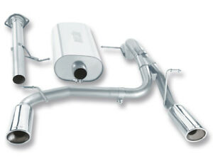 Borla Cat-Back Exhaust For 2007-2008 Hummer H2 SUV/SUT #140258