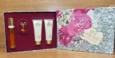 Genuine Elizabeth Taylor White Diamonds Perfume Lotion & Body Wash Gift Box Set