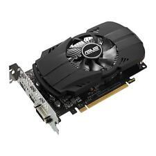Asus PH-GTX1050TI-4G Nvidia GeForce Grafikkarte 4GB DDR5 Speicher HDMI DVI