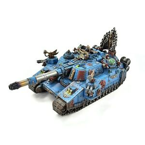 ADEPTA SORORITAS Baneblade Shadowsword Tank #1 PRO PAINTED 40K converted