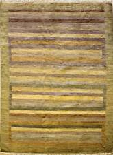 Rugstc 5x8 Senneh Gabbeh Multicolor Área de Alfombra, Vegetal Tinte ,