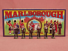 MARLBOROUGH COLLECTORS MODELS TOY SOLDIERS  MF-11 KINGS ROYAL RIFLE CORPS 1914