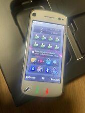 Nokia  N97 - 32GB - Weiß (Ohne Simlock) Smartphone