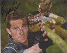 Survivor Expert Bear Grylls Autographed 8x10 Photo (Reproduction)