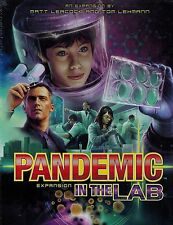 Pandemic In The Lab second Expansion Game for 1- 6 players by Z-Man Games NEW