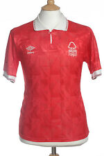 Nottingham Forest, 1990-92, Home Shirt (Pre-Owned) S.
