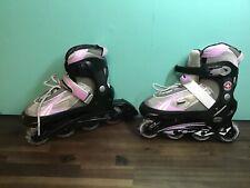 Schwinn Inline Skates - Youth Size 1-4 Adjustable Purple Xpulse Challenge Series