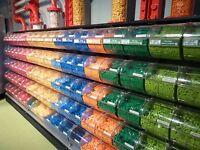☀️1/4 POUND LB OF CHOOSE & PICK YOUR LEGO COLOR MIX BULK LOT LEGOS 75-150 pieces