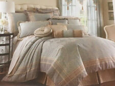 NEW WATERFORD CEARA WHEAT QUEEN  BED SKIRT