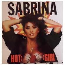 "SABRINA SALERNO - HOT GIRL - ULTR@R@RE SPANISH PRESSING 12"" Maxi 45"