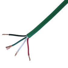 Monster Cable 100 Ft 14 AWG Ga 4 Conductor Speaker Cable In-Wall THX Certified