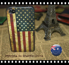 NEW High Quality Thin Skin National Flag Case Cover for Apple iPhone 4 4G 4S 4GS