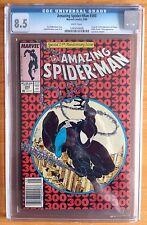 Amazing Spider-Man #300 CGC 8.5 White Pages Newstand Ed. 1st Venom **Hot Movie**