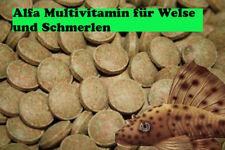 Alfa MULTIVITAMIN Tablettenhauptfutter für Welse 250ml 1A Qualität gut - günstig