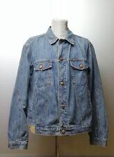 Marlboro Classics | giacca giubbino jeans Tg. XL | men's denim jacket size XL